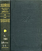 The Papers of Thomas Jefferson, Volume 13:…