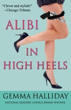 Alibi in High Heels by Gemma Halliday