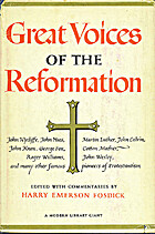 Great voices of the Reformation, an…