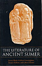 The Literature of Ancient Sumer by Jeremy A.…