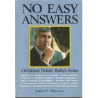 No Easy Answers (The Dialog Series) by…