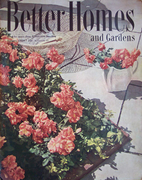 Better Homes and Gardens, 1950 January