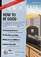 How to be good [magazine article] (New…