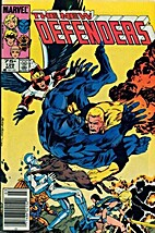 Defenders (1972) #129 by J.M. DeMatteis