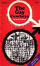 The gay cowboys by Mark Hoffman