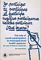The role of social participation in…