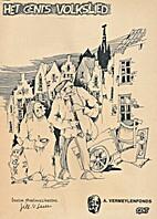 Het Gents Volkslied by Eddy Levis