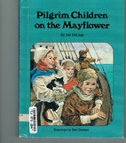 Pilgrim Children on the Mayflower by Ida…