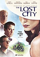 The Lost City [2005 film] by Andy Garcia