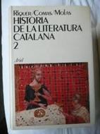 Història de la literatura catalana, part…
