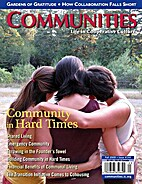 Communities Magazine issue 144 by Fellowship…