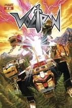 Voltron # 2 by Brandon Thomas