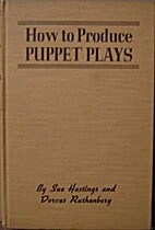 How to produce puppet plays by Sue Couch…