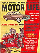 Motor Life 1960-05 (May) Vol 9 No 10