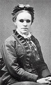 Author photo. Frances Jane Crosby (Fanny Crosby), 1820-1915