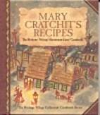 Mary Cratchit's Recipes by Department 56 Inc