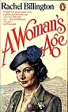 A Woman's Age by Rachel Billington
