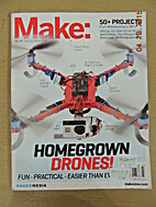 Make: # 37 Drones Issue by MAKE
