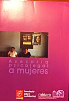 Asesoría psicolegal a mujeres by Fundació…