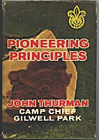 Pioneering Principles by John Thurman