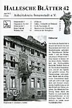 Hallesche Blätter 42.