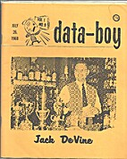 Data-Boy (Issue #9) Jack Devine by Various