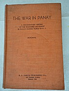 the War in Panay a Documentary History of…
