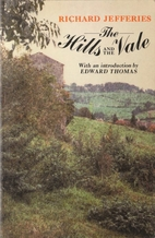 The Hills and the Vale by Richard Jefferies