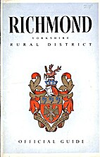 Richmond Rural District In The North Riding…