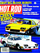 Hot Rod 1983-11 (November 1983) Vol. 36 No.…