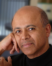 Author photo. Abraham Verghese, 27 February 2011