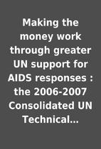 Making the money work through greater UN…