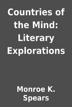 Countries of the Mind: Literary Explorations…
