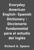 Everyday American English- Spanish…
