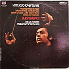 Virtuoso Overtures by Zubin Mehta