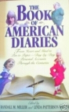 The Book of American Diaries by Randall M.…