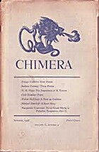 Chimera, Vol. V, No. 2, Winter, 1947 by…