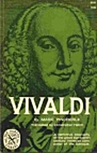 Vivaldi by Marc Pincherle