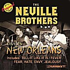 Live in New Orleans by The Neville Brothers