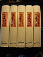 Schreibheft (5 Bände) by Norbert Wehr