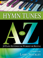 Hymn Tunes A to Z: 38 Piano Settings for…