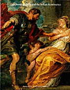Rubens and the Italian Renaissance by Sir…