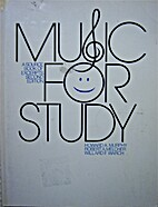 Music for Study - A Source Book Of Excerpts…