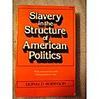 Slavery in the Structure of American…