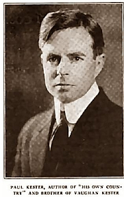 Author photo. By Dodd Mead and Co. - The Bookman, Volume 46; September, 1917-February, 1918; pg. 77, Public Domain, <a href=&quot;https://commons.wikimedia.org/w/index.php?curid=21665287&quot; rel=&quot;nofollow&quot; target=&quot;_top&quot;>https://commons.wikimedia.org/w/index.php?curid=21665287</a>