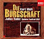 Die Burgschaft by Kurt Weill