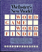 Webster's New World Word Game Word Finder by…