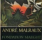 zz2 COLLEZIONE 1973, André Malraux.…