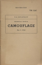 TM 5-267 Technical Manual - Camouflage by…