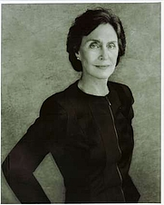 Author photo. photographer, Marion Ettlinger